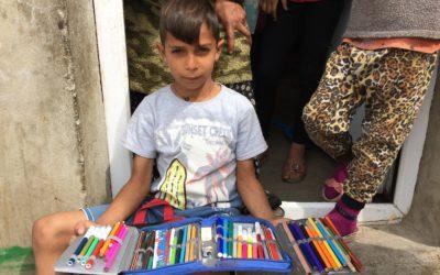 Pe urmele horahailor, copiii din Dobrogea care nu ştiu româneşte